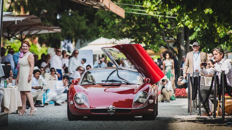 Experience 2018 Villa d'Este Concours in 119 Fantastic Photos