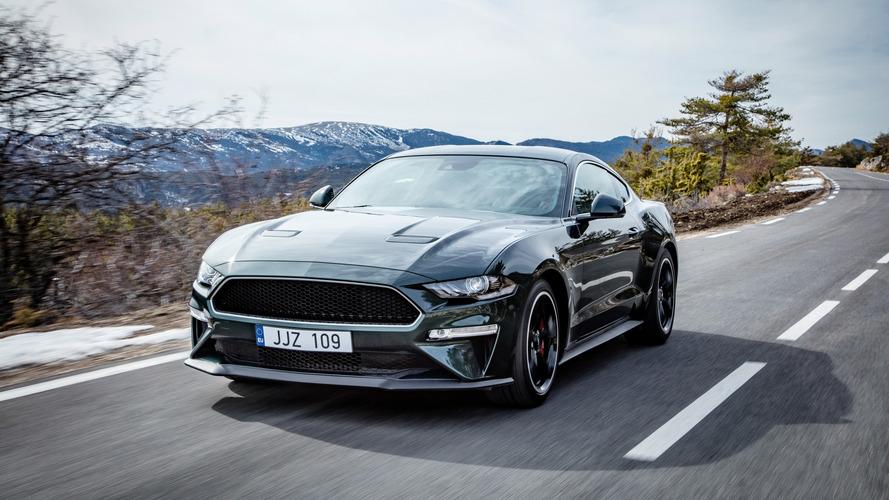 Ford donne le prix de la Mustang Bullitt !