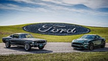 Bullitt Mustang Heading for Goodwood