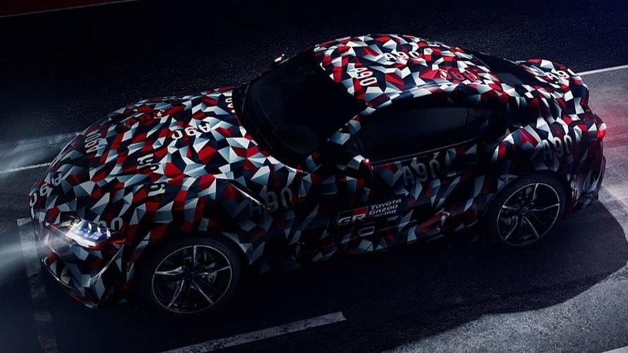 La nouvelle Toyota Supra en route pour Goodwood !