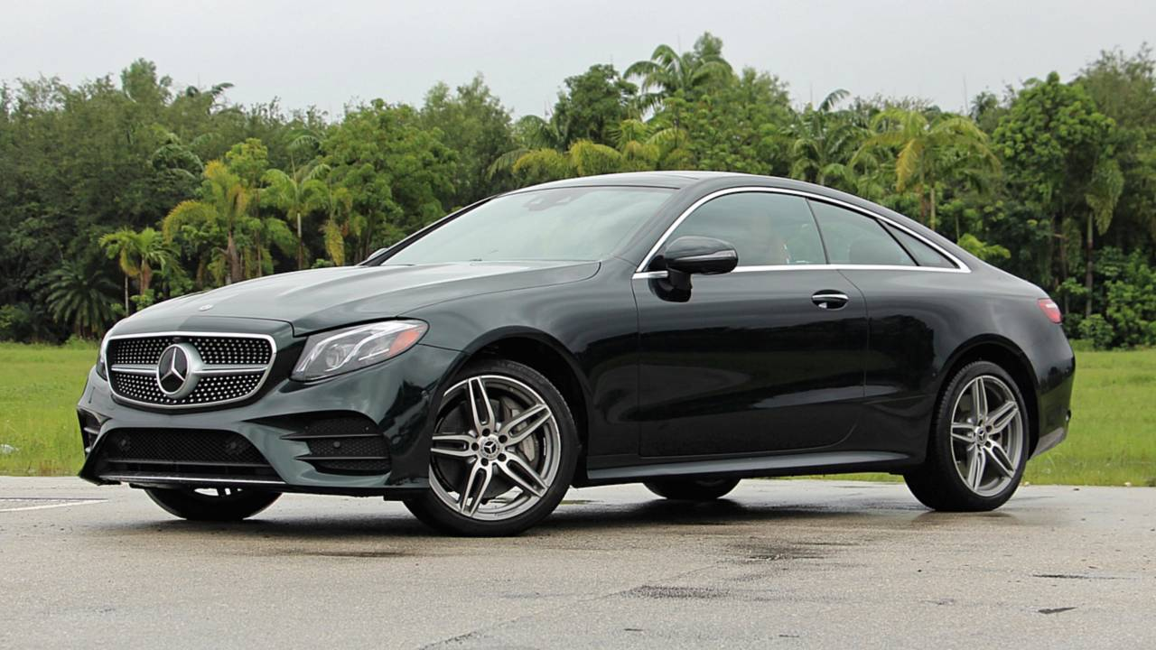 2018 mercedes benz e class coupe review photos. Black Bedroom Furniture Sets. Home Design Ideas