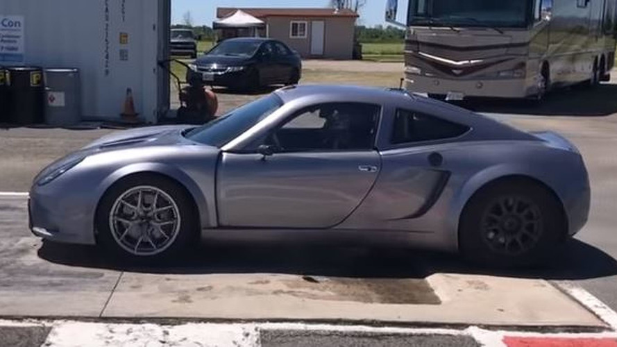 Watch This Tesla-Volt 818 Fly Down Quarter-Mile In 9.6 Seconds
