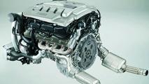 BMW 4.4 liter 300hp V8 Diesel engine
