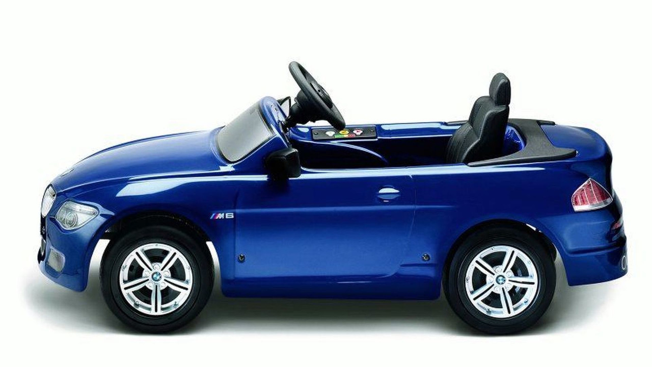 Exclusive BMW M6 Convertible for Kids