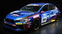SUBARU WRX STI for the Nürburgring 24-Hour Endurance Race