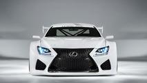 Lexus RC F GT3 konsepti