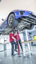 Lexus LFA Centre of Excellence