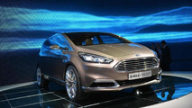 Ford S-MAX Concept live at 2013 Frankfurt Motor Show 11.09.2013