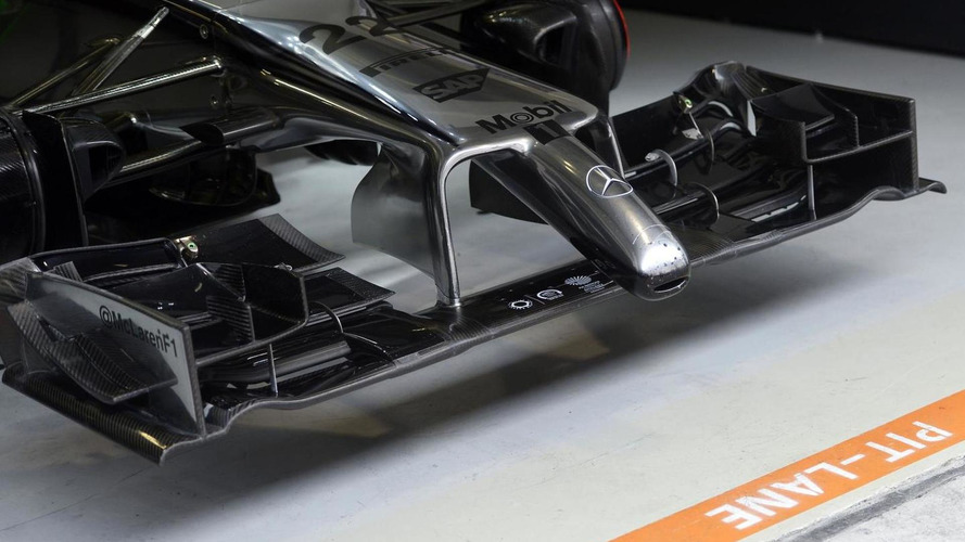 McLaren could try Lotus-style 'double nose' in Spain - reports