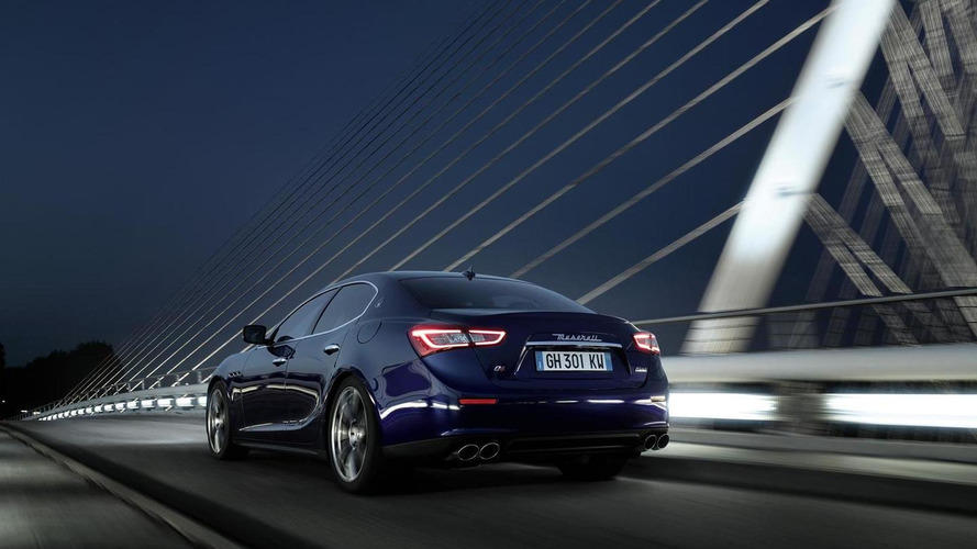 Maserati to stop production for a week in November due to slow demand