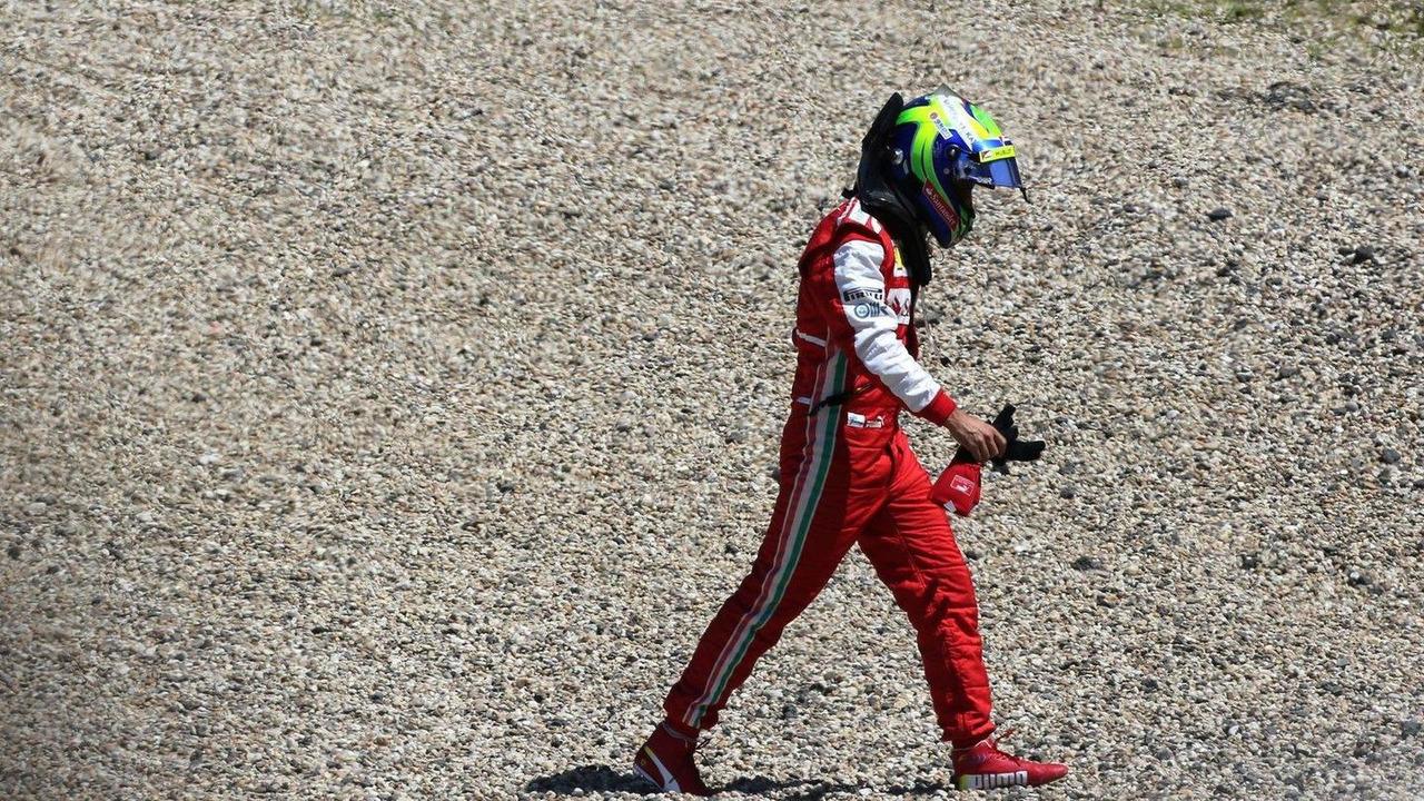 Felipe Massa 07.07.2013 German Grand Prix