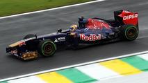 Jean-Eric Vergne 22.11.2013 Brazilian Grand Prix