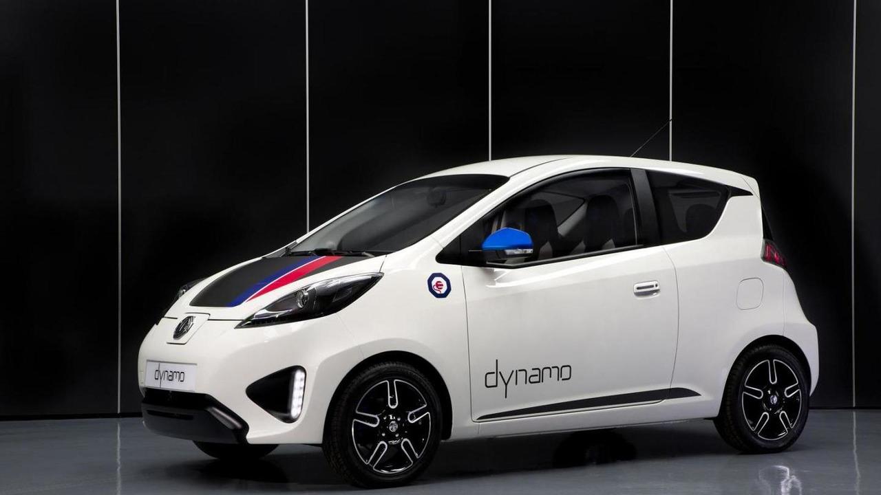 MG Dynamo concept