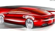Audi Mystery Concept to Debut Alongside R8 V10 in Detroit