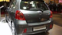 Toyota Yaris TS Unveiled