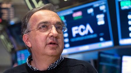 Marchionne gibt FCA-Führung ab