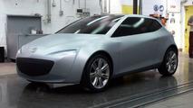 Mazda Sassou: From Design Sketch to Reality
