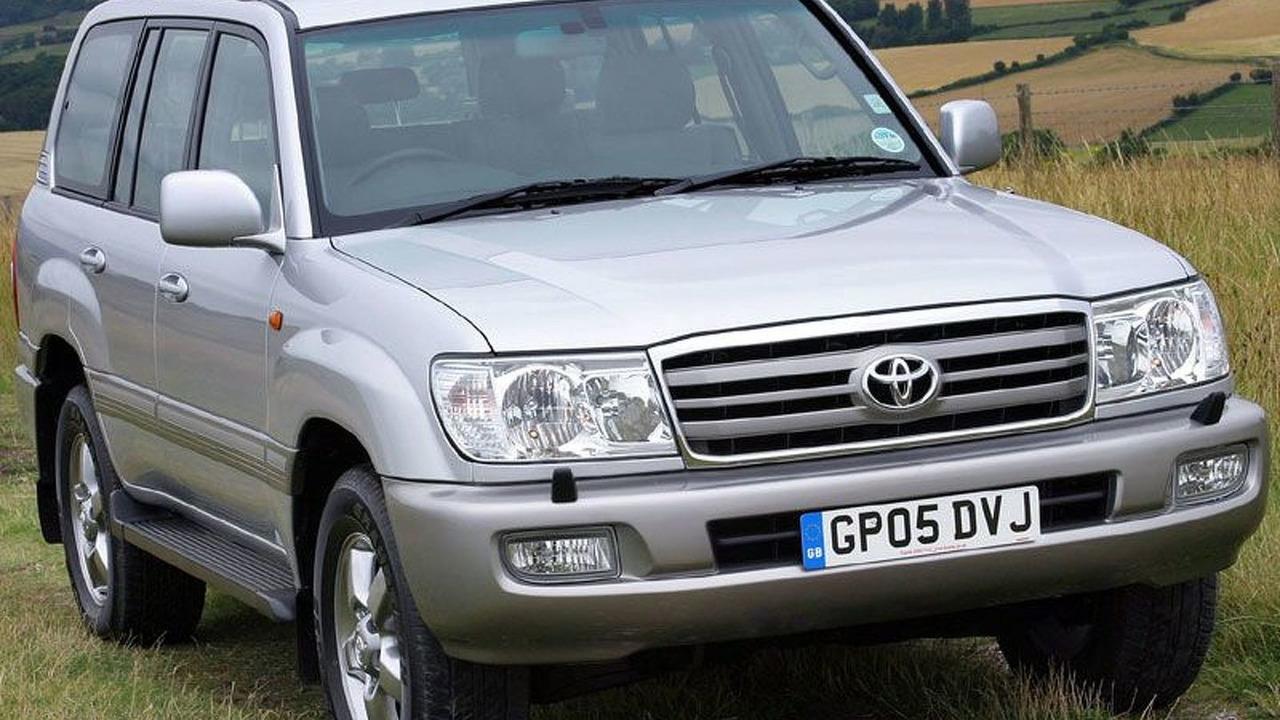 2006 Toyota Land Cruiser Amazon