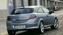 Opel Astra GTC Unveiled