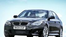 BMW 5 Series Sport Saloon