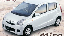 Fully Redesigned Daihatsu Mira Launched (JA)