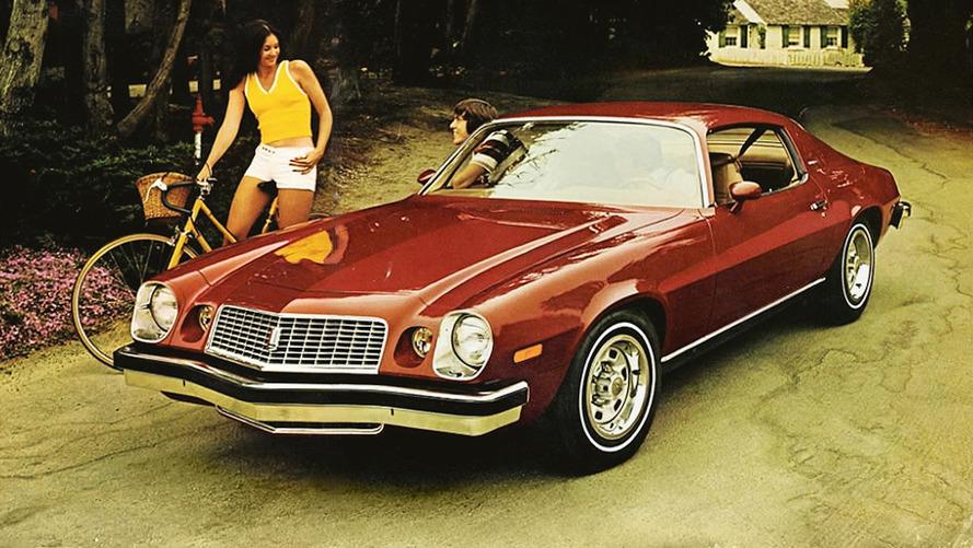 1974 - 1977 Chevy Camaro