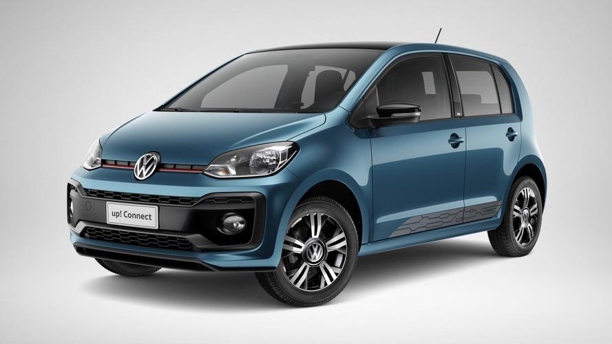 VW up! 2018 feito no Brasil chega ao México por R$ 39.100