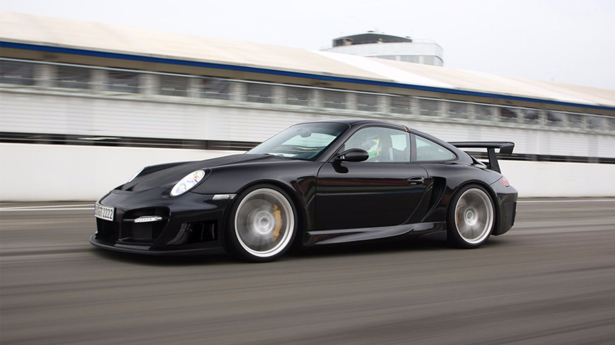 Porsche Tuner Techart Marks 30 Years By Opening The Archives