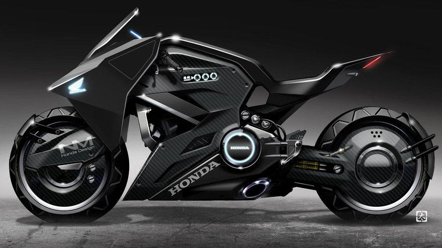 Honda NM4 Ghost in the Shell