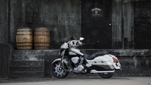 2017 Jack Daniel's Indian Chieftain limited edition