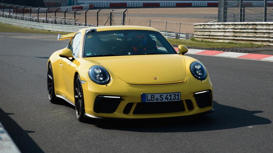 El Porsche 911 GT3 2017 bate su propio récord en Nürburgring (en vídeo)
