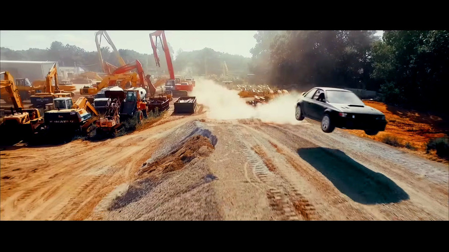 Feast Your Eyes On This DIY Gymkhana With A Subaru Impreza 2.5 RS