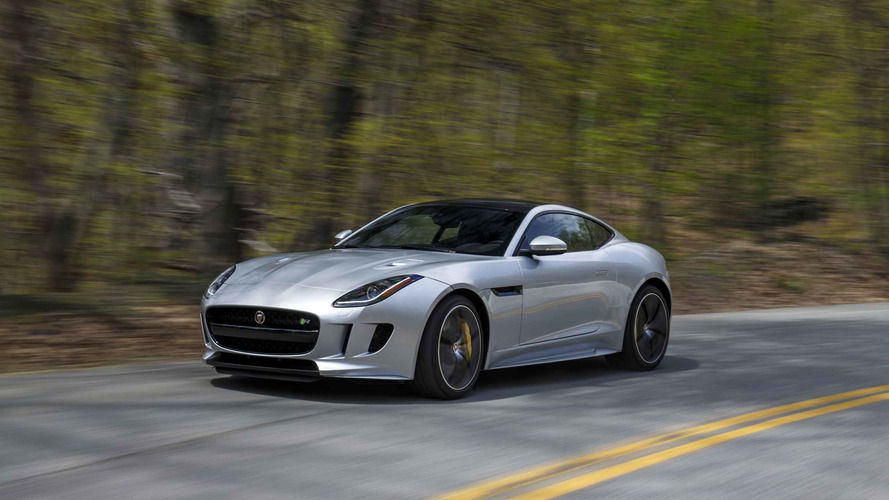2017 Jaguar F-Type Review
