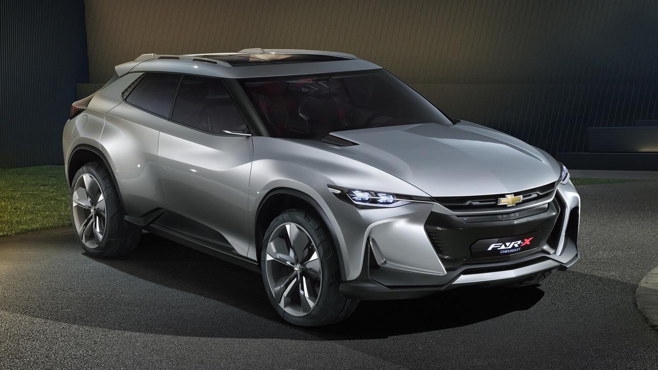 Chevy FNR-X concept