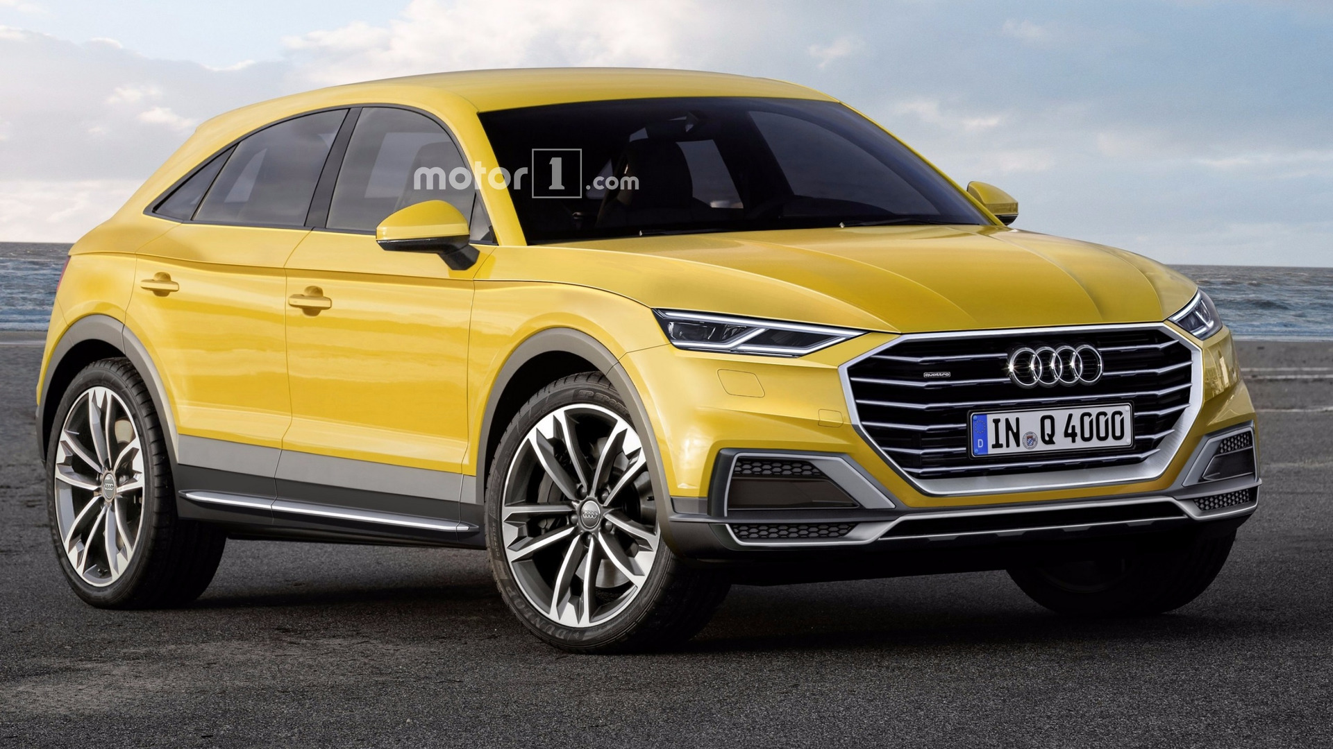 Will The 2019 Audi Q4 Look Like This?