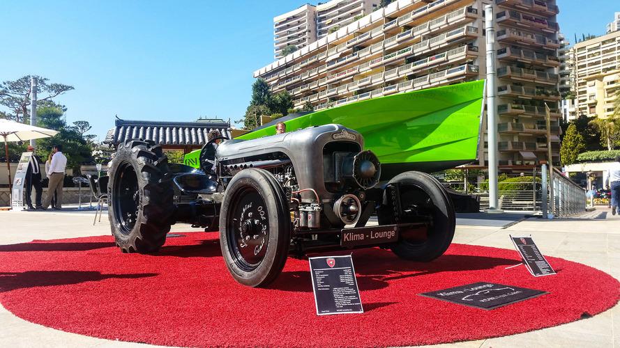 Lamborghini Centenario Tractor Top Marques