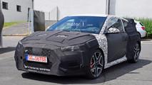 Hyundai Veloster N 2019 fotos espía