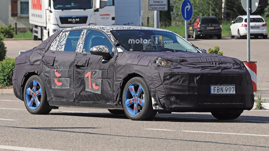 Lynk & Co 03 Sedan Spied Before Its Production Debut