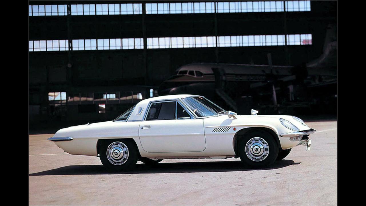 Mazda Cosmo Sport 110 S (1967-1972)