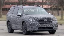 2018 Subaru Ascent casus fotoğrafları