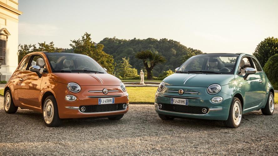 Fiat 500 Anniversario Türkiye'de de satışta