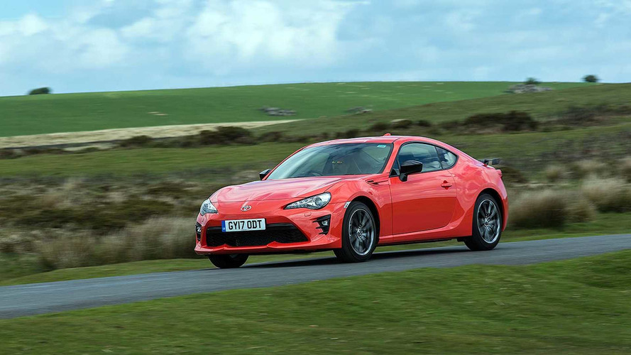 No More Power For Toyota GT86 Orange Edition