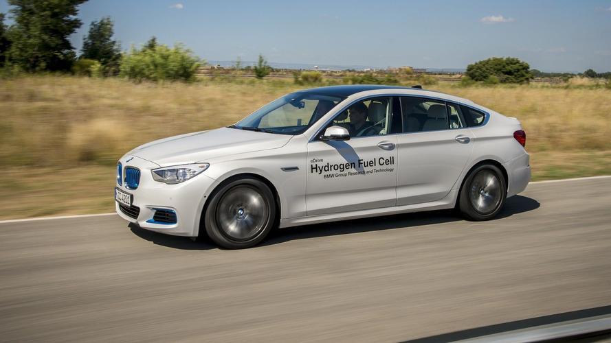 BMW - Une voiture à hydrogène en 2021