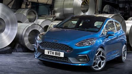 Toutes les infos concernant la nouvelle Ford Fiesta ST