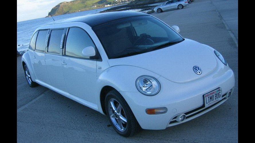 New Beetle in versione limousine