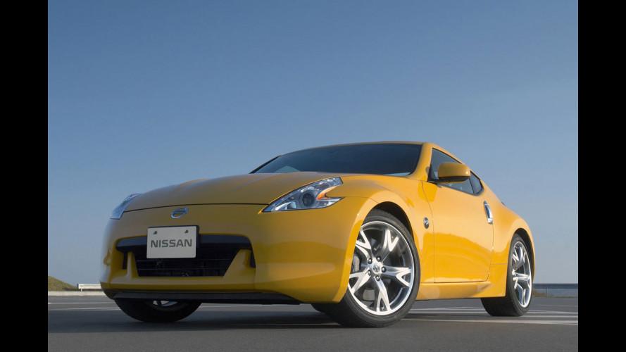 Nissan 370 Z trionfa nel concorso Interior of the Year