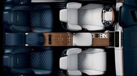 Teaser - Bienvenue à bord du nouveau Range Rover SV Coupé