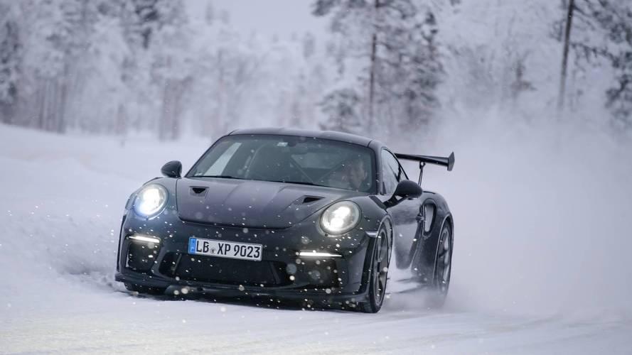 Porsche 911 GT3 RS (2018)