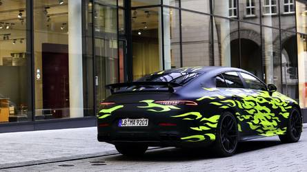 Mercedes-AMG Should Consider Selling 4-Door GT With This Body Wrap