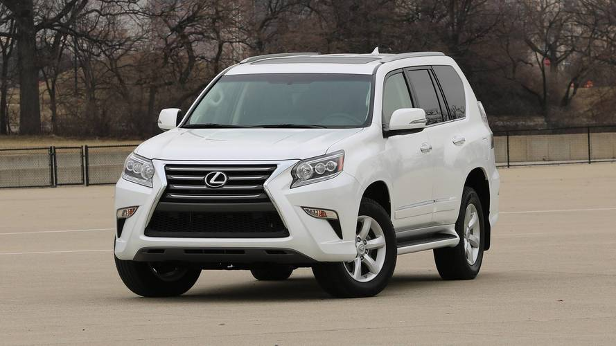 2018 Lexus GX 460: Review